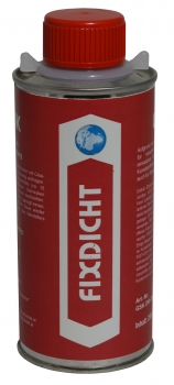 FIXDICHT (brush socket) Permanently elastic 250ml