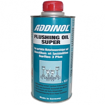 ADDINOL FLUSHING OIL SUPER 0,5 Liter